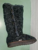MUK LUKS Women's   Liza Slipper Boot size 9 - $24.74
