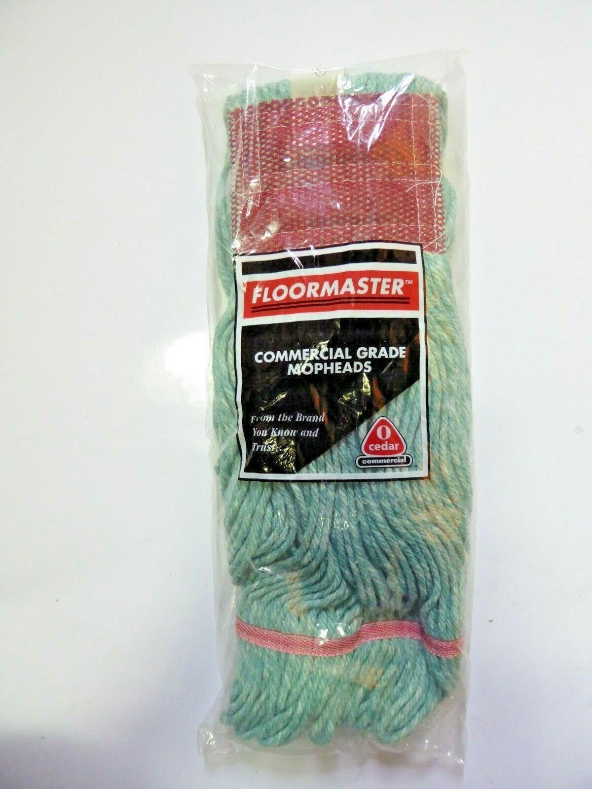 O-Cedar Floormaster 97147 Mophead pack of 3 New