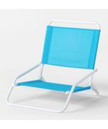 NEW Sand Chair 6 Chair Case Blue -Lake Beach Baseball Football Soccer So... - $85.40