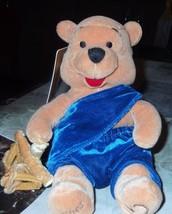 "Disney Store Winnie The Pooh Zodiac Libra B EAN Bag Plush 8"" - $12.19"