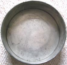 "Ekcoloy Silver Beauty Vintage Round 9 x 3"" Springform Cake Pan T242, Rare - ₨680.00 INR"