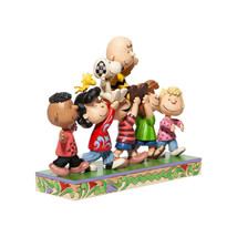 "7.5"" ""A Grand Celebration"" Peanuts Collection Figurine by Jim Shore image 2"