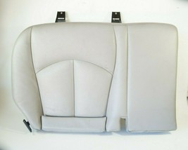 03-2009 mercedes w211 wagon e320 e350 rear left center row lower seat cu... - $147.19