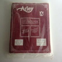 """Vintage Arley Door Window Curtain Voile Sheer Scarf Panel Ecru Color 60""""... - $17.47"""
