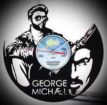 Vinyl Wall clock George Michael - $33.00