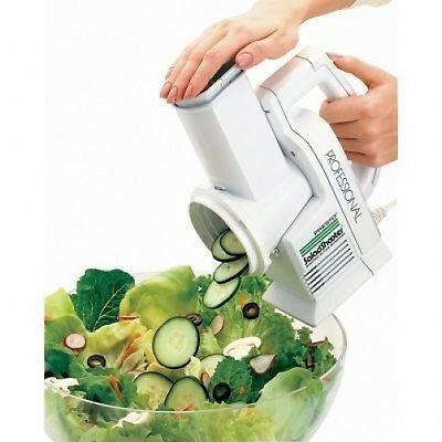 Food Fruit Vegetable Slicer Shredder Cutter Handheld Appliance Funnel Set Tool