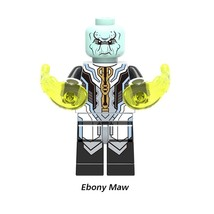 Hot collection summer Lego Ebony Maw hero Marvel in Infinity war minifigure - $3.95