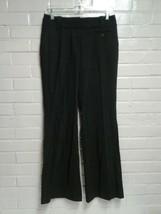 Women's Ann Taylor Loft Black Size 0 Dress Pants - $7.08
