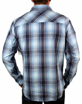 NEW LEVI'S MEN'S PREMIUM COTTON CLASSIC REGULAR FIT BUTTON UP DRESS SHIRT-087CC image 2