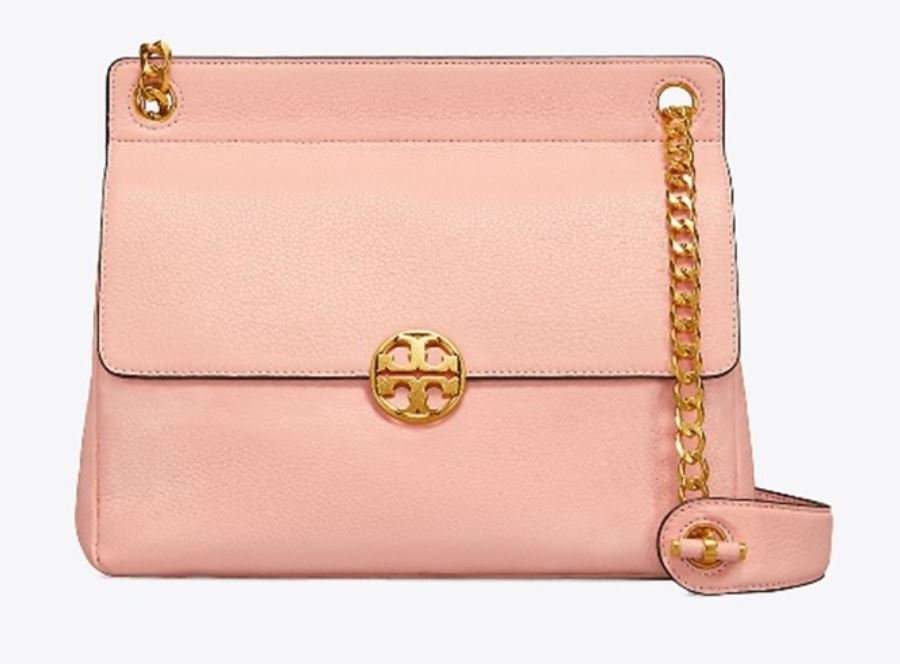TORY BURCH Chelsea Flap Shoulder Bag 48730 with Free Gift & Free Shipping image 6