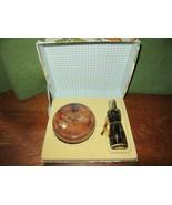 Vintage Estee Lauder Youth--Dew Set-2.25 Oz Parfum Spray-3 Oz Dusting Po... - $29.95