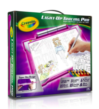 Crayola Light Up Tracing Pad Pink, Toys for Girls & Boys, Gift for Kids,... - $28.75