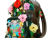 Backpack  female natural leather handmade   xclusive thumb155 crop