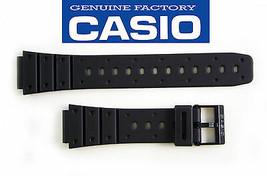 Genuine Casio watch band Strap 17mm TS-100 TR-1 TR-10W  TR-1EV TS-100-1V... - $12.55