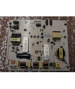 09-60CAP0E0-01 Power Supply Board From Vizio D60N-E3 LFTRVQAS LCD TV - $47.95