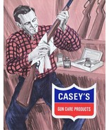 ORIGINAL Vintage Casey's Gun Care Catalog - $18.55