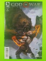 God of War #1 First Print Dark Horse Comics 2018 - $3.91