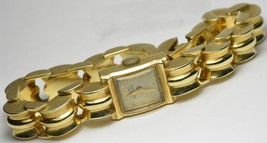 Vintage Estate 14K Yellow Gold Girard Perigaux Ladies Watch - Length 7'' - $1,195.00