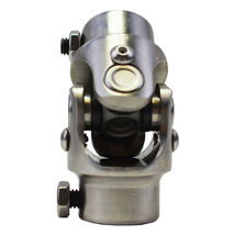 """Forged Stainless Steel Yokes Steering Shaft Universal U-Joint 3/4"""" DD To 3/4"""" DD image 6"""