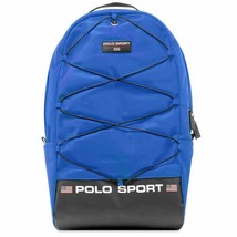POLO RALPH LAUREN POLO SPORT BLUE LOGO BACKPACK BAG 405749440004 - $299.00