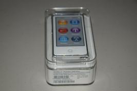 Apple iPod Nano 7th Generation 16GB Silver MD480LL/A FM AAC MP3 Media Player New - $332.41