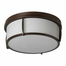 KEA KATTARP Ceiling lamp, Glass Bronze Color,203.891.70 - NEW IN BOX - £68.58 GBP