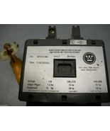 Westinghouse A201K3BA 779C920G01 Size 3 Contactor with Coil 120v - New C... - $900.16