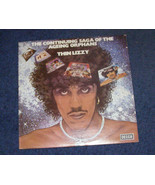 Thin Lizzy Continuing Saga Of The Ageing Orphans RARE vinyl LP - $29.99