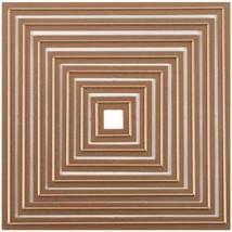 Spellbinders Nestabilities Classic Squares Large Die Set S4-126 - Set of 7