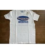 "triumph t-shirt lucky brand ""more umph"" White M NWT New $29.99 Thin - $18.99"