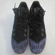 Nike Zoom Evidence II Shoes - 908976 - Black Lavender 105 - Size 14 - NEW image 4
