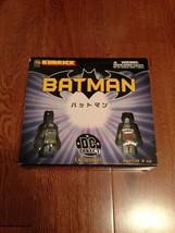 KUBRICK DC DIRECT EXCLUSIVE (5 FIGURE SET) Mr. Freeze Scarecrow Batman B... - $39.59