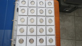 A 1946 to 2019 P/D Roosevelt dime Collection - $195.00