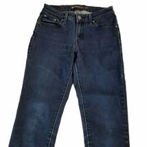 Levi's 511 Womens 27 Dark Wash Skinny Jeans Stretch Denim  - $23.06