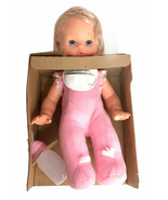 """1979 Vintage Mattel BABY CRIES FOR YOU 14"""" Doll. With Box and Hair Net V... - $43.65"""