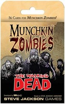 Munchkin Zombies  - The Walking Dead Card Expansion Game (NEW) - $30.00