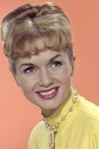 Debbie Reynolds Beautiful Smiling Studio Portrait in Yellow Sweater Circ... - $23.99