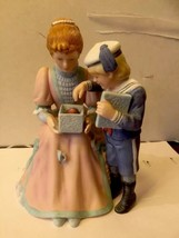 Lenox Figurine The Present 1989 Fine Porcelain ... - $46.71