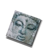"'Buddha, Inner Peace 3' By Irena Orlov Giclee Canvas Wall Art, 37"" X 37""... - £213.36 GBP"