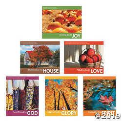 Faith Fall Market Posters
