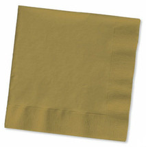 Gold Luncheon Napkins (50) - $5.46