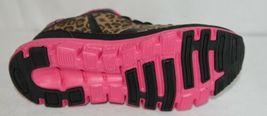 Crazy Train RUNWILD14 Black Pink Cheetah Sneakers Size 9 image 9