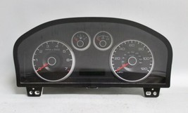 2006 2007 FORD FUSION INSTRUMENT CLUSTER SPEEDOMETER MPH 6E5T10849BG OEM - $74.24