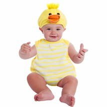 NEW NWT Boys or Girls Baby Duck Plush Bubble Costume 9-18 Months Halloween - €15,08 EUR