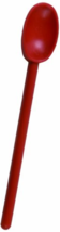 "Matfer Bourgeat 113330RC 11 7/8"" Exoglass Serving Spoon Solid, Red - €15,50 EUR"