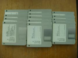 Microsoft Windows 95 Original Upgrade 13 Disk Set - $19.95