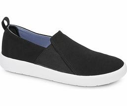 Keds WF58213 Women's Studio Liv Jersey Sneaker Black Size 5 - $39.59