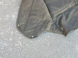 89-93 Jaguar XJS XJ-S Convertible Top Boot Canvas Cover - BLACK image 4