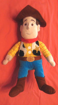 "Toy Story Woody 15"" Tall Plush Stuffed Made for Kohl's Cares For Kid-Clean - $15.00"