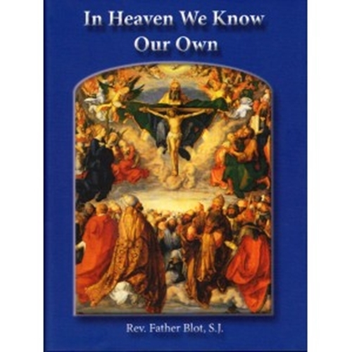 In heaven we will know our own